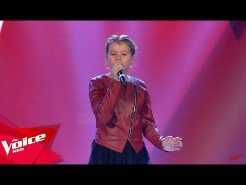 Violeta - Bring Me To Life | Audicionet E Fshehura | The Voice Kids Albania 2019
