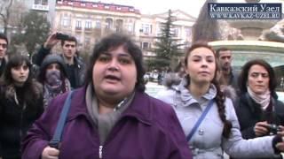 видео В Баку задержали оппозиционного блогера