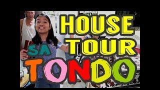 Tondo House Tour   DJ Chacha