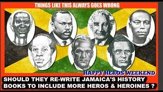 Adding More Heros To Jamaica History Books ?