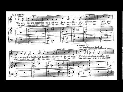 Othmar Schoeck - Elegie Liederfolge Op. 36