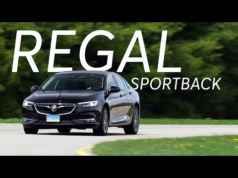 2018 Buick Regal Sportback Quick Drive | Consumer Reports