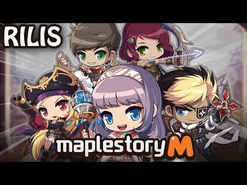 Berasa Tua Ya! - MapleStory M (Android)