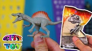Dinosaurios Sorpresa de Jurassic World El reino caído