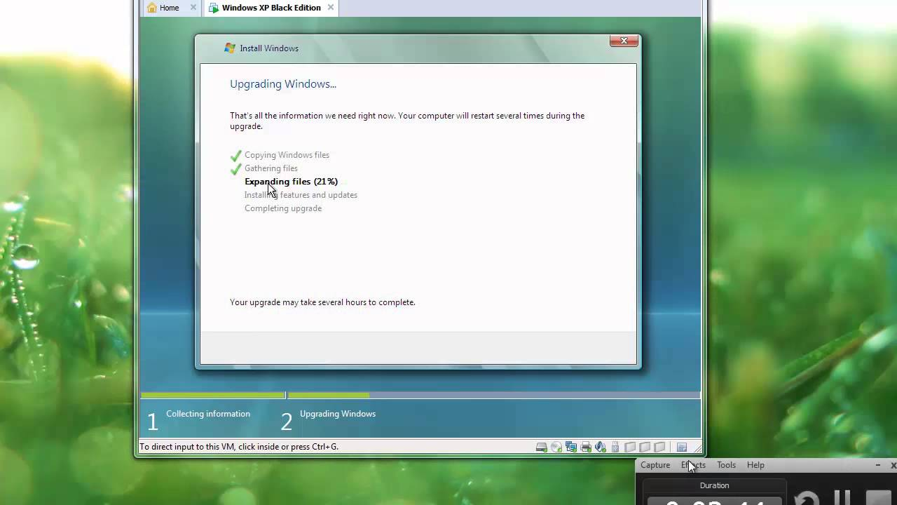 Tutorial: How to upgrade from Windows XP to Windows Vista (links updated as of May 2018)