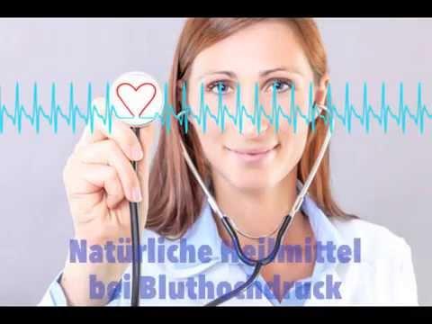 Natürliche Heilmittel bei Bluthochdruck ++ Hypertonie..