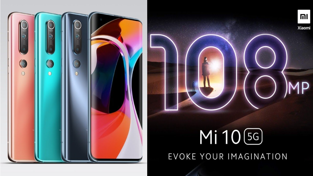 Mi 10 5G launching soon, mi 10 5G specification, mi 10 5G first look, mi 10 5G SD 865