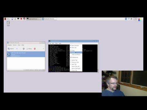 Setting up Bluetooth on Raspberry Pi 3