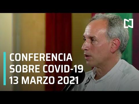 Informe Diario Covid-19 en México - 13 mayo 2021