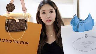 나의 첫 명품 가방..들! 백화점에서 가방 샀는데 구성품이 빠져있다..ㅎㅎㅎㅎㅎㅎ 이게 무슨 일?! 어이없을 무😟 | 장이나 Jang E Na