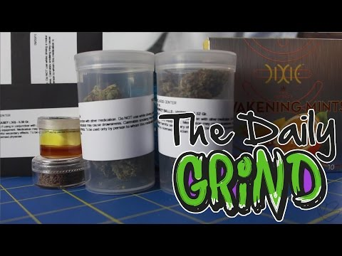 Daily Grind - Divine Weed, Hash, and Edibles