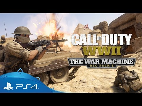 Call of Duty: WWII | The War Machine - DLC Pack 2(dos) | PS4