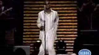 Usher - Never Too Much (Live)