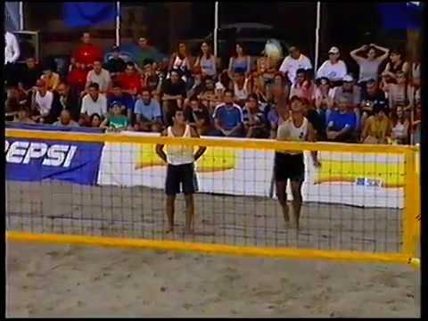 2004 Beach Volleyball - Belgrade Trophy final