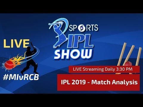 #IPL2019 Match Day 24 | Mumbai Indians vs Royal Challengers Bangalore | #MIvRCB