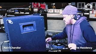 Kerri Chandler: Times Square DJ set - The Residency [Week 4]   @Beatport Live