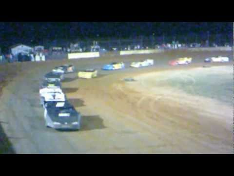 Late Model Feature Albany Motor Speedway 10 27 12