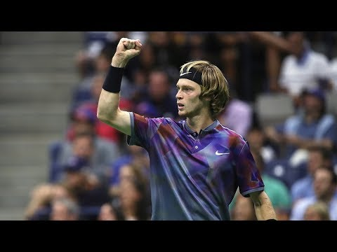 US Open 2017 In Review: Andrey Rublev