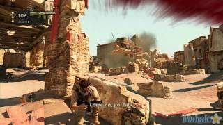 Uncharted 3 Walkthrough - Chapter 19: The Settlement pt 2