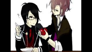 ユーマ君のトマト【手描きディアラバ】