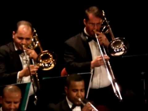 Jules with Morocco Philharmonic Orchestra