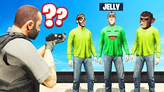Only JELLY Is Wearing A REAL HOODIE! (Find = Win)