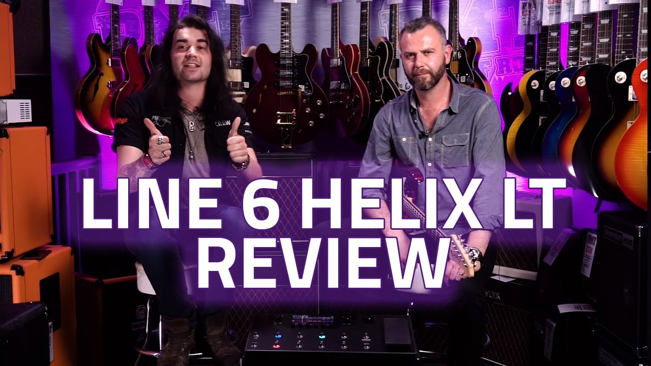line 6 helix lt review technical guide and demo youtube. Black Bedroom Furniture Sets. Home Design Ideas