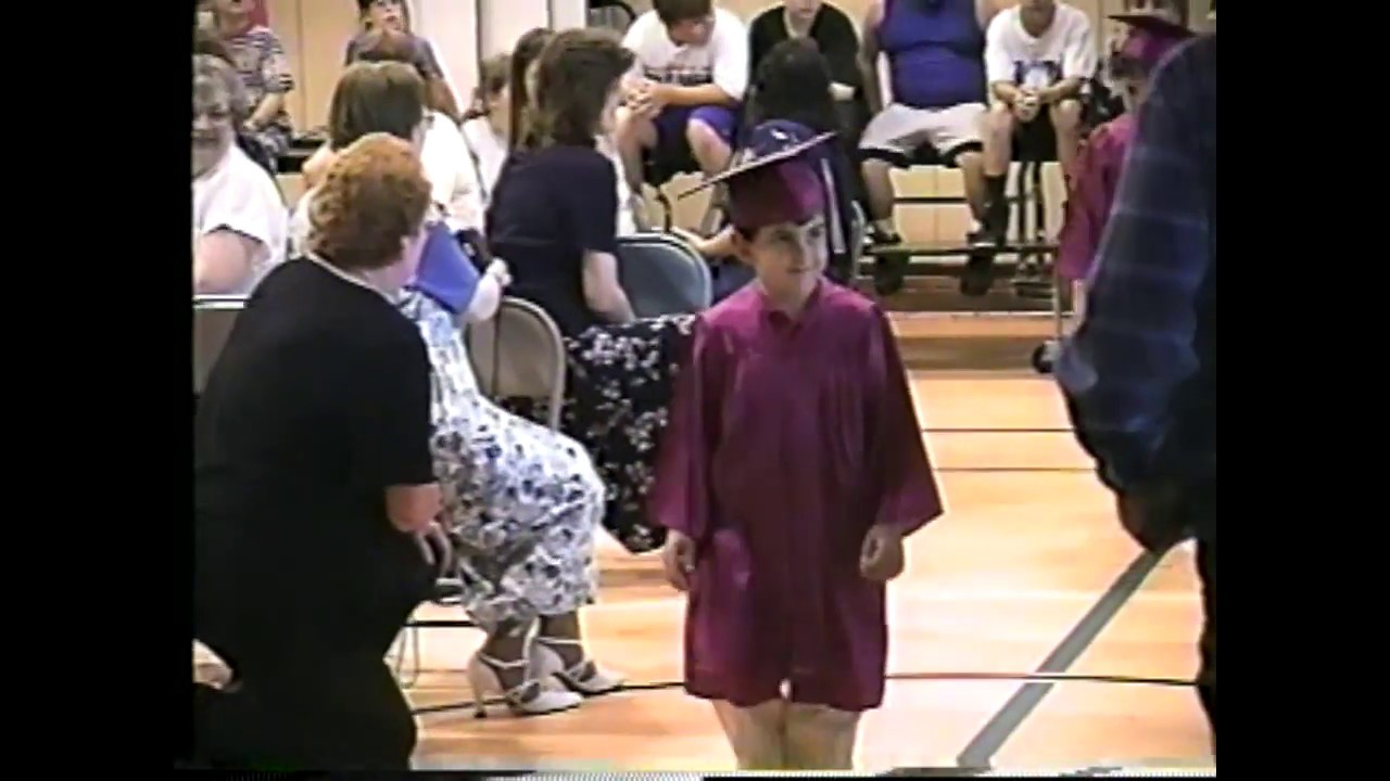 CES Kindergarten Graduation  6-19-98