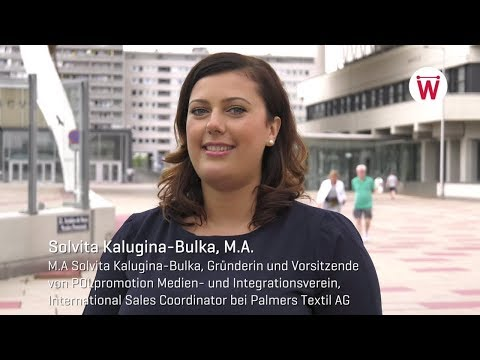 Solvita Kalugina-Bulka, M.A., Gründerin POLpromotion, Internationall Sales Coordinator Palmers