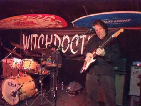 "Jeff Moore ""Little Wing"" Jimi Hendrix Birthday Celebration Nov. 25th the Kraken"