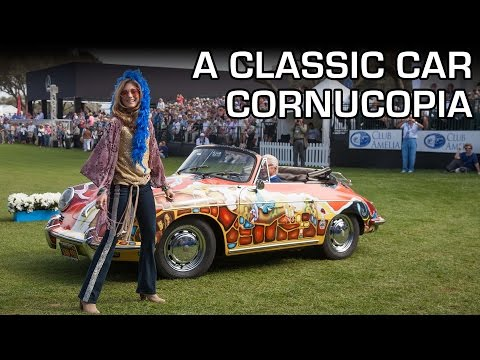 Concours, Cuba, & Cars You Can't Afford - Autoline After Hours 366