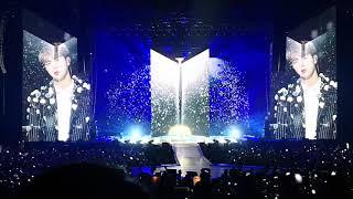 BTS JIN 'EPIPHANY' LIVE (BERLIN 16.10.2018)