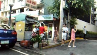アキーラさん乗車!フィリピン・マニラ・サイカー2,Marate,Manila,Philippines