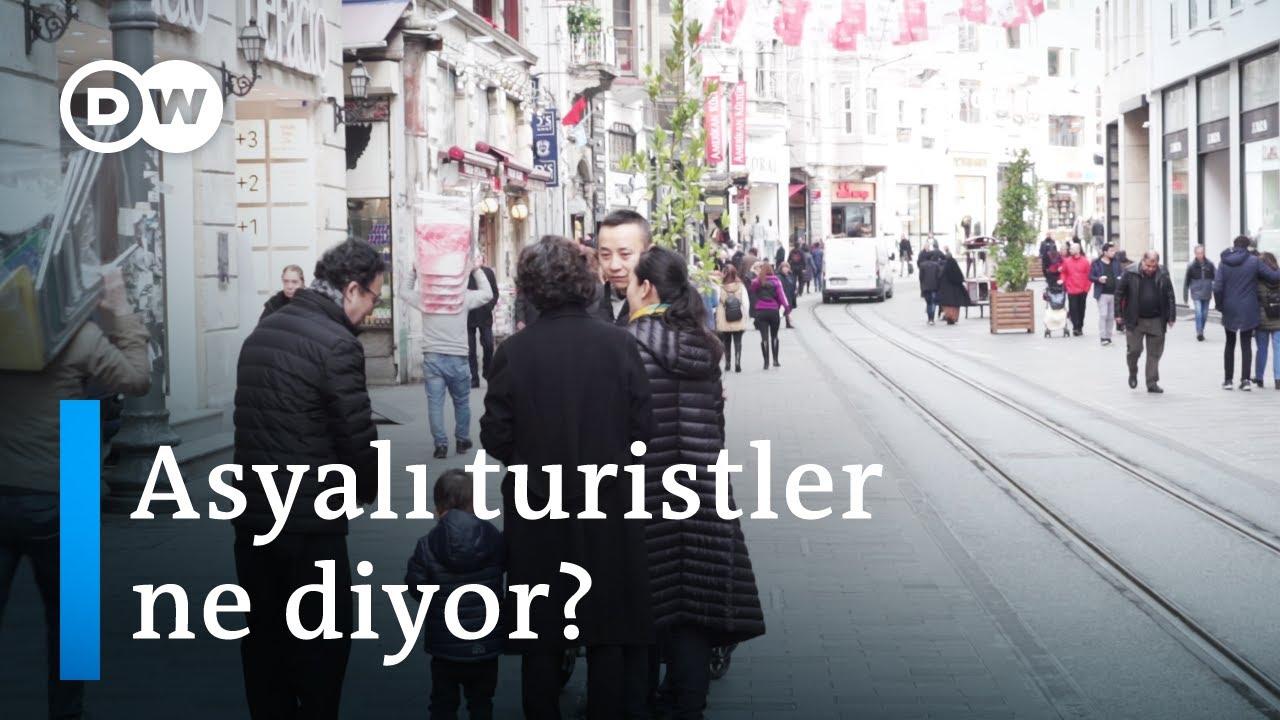 Corona virüsü: İstanbul'daki Asyalı turistler neler yaşadı? - DW Türkçe