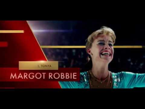 Frances McDormand  Wins Best Actress Award Oscars 2018