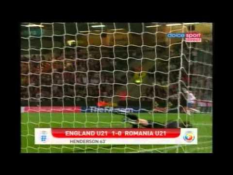 Anglia U21-Romania U21 2-1 Dolce Sport