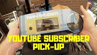 E-Waste Pick Up Adventures - Youtube Subscriber Job