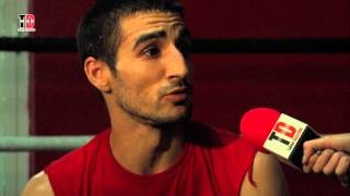 Entrevista Felipe Castro - Boxeador Granadino