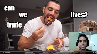 Nick Dompierre - Full Day Of Intuitive Eating Without Counting Macros Or Calories - Video Breakdown
