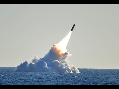 US & N.Korea launch missiles at same time-Trump cant rule out military option w/Iran