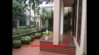 Villa For Rent In Ciputra Hanoi , Hanoi Ciputra Villa Rental