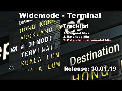 Widemode - Terminal (Extended Instrumental Mix)