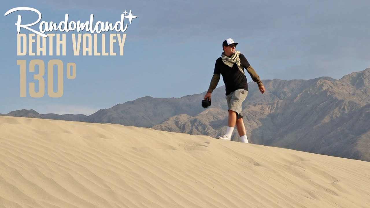 Death Valley National Park hit 130 degrees on Friday, close to a ...