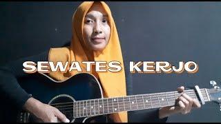 Download Mp3 Sewates Kerjo | Happy Asmara | Cover Garpet Oiy