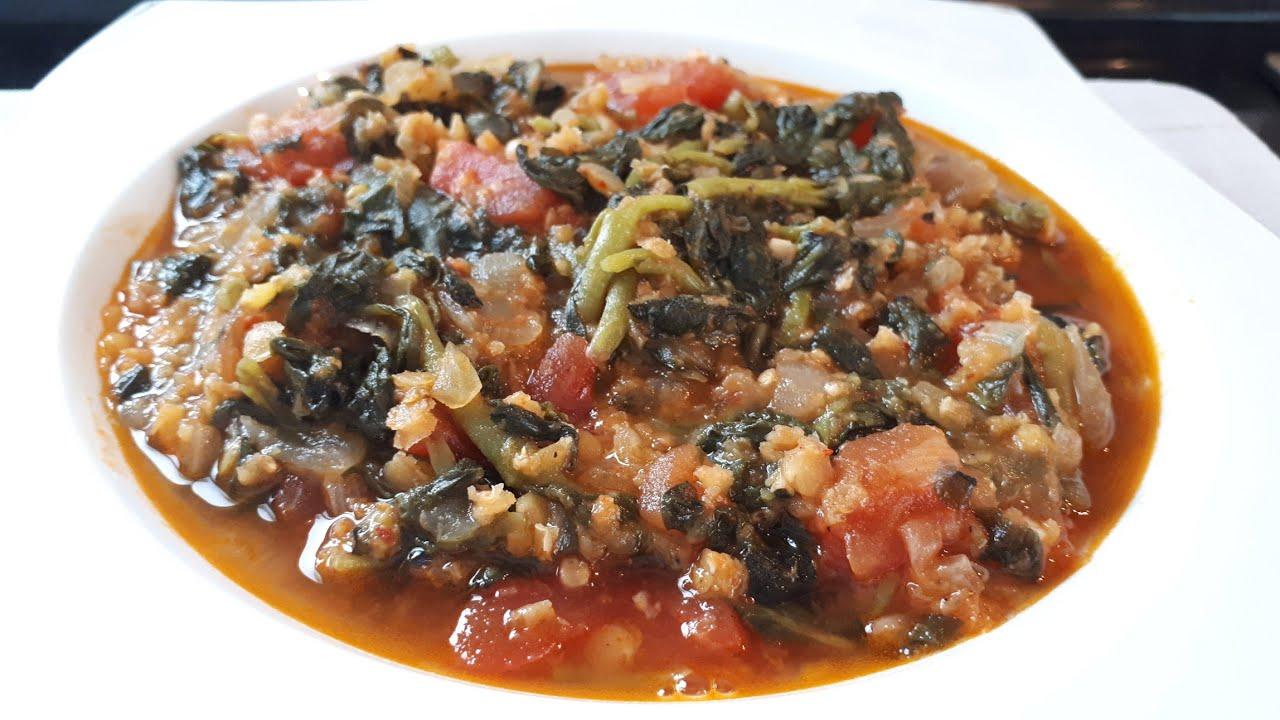 Semizotu Yemeği (nohutlu) Tarifi