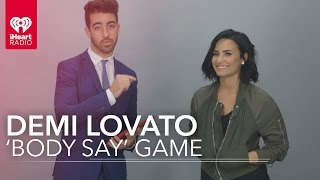 "Demi Lovato - ""Body Say"" Cover Game | Artist Challenge"
