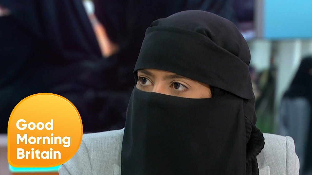 Boris Johnson Accused Of Dehumanising Those Who Wear Burkas Good Morning Britain