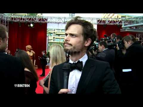 INTERVIEW: Matthew Gray Gubler on feeling like James Bond at the 51st Monte-Carlo