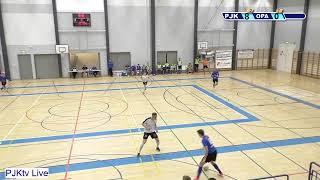 Futsal Ykkönen PJK-OPA