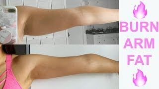 HOW TO LOSE ARM FAT | BEAUTYYBIRD